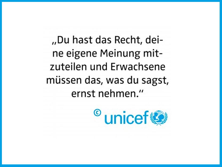 Unicef - Kinderrechte - Mansfeld-Löbbecke-Stiftung