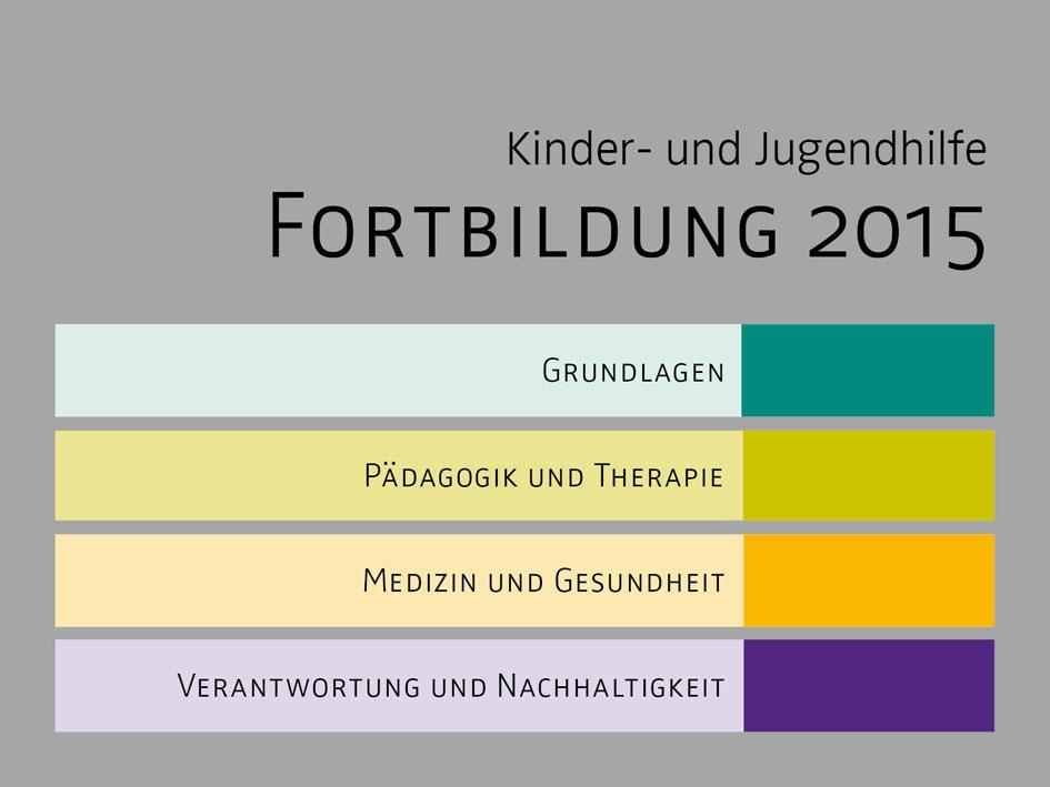 Fortbildungsprogramm 2015