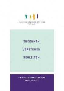 Flyer Mansfeld-Löbbecke-Stiftung