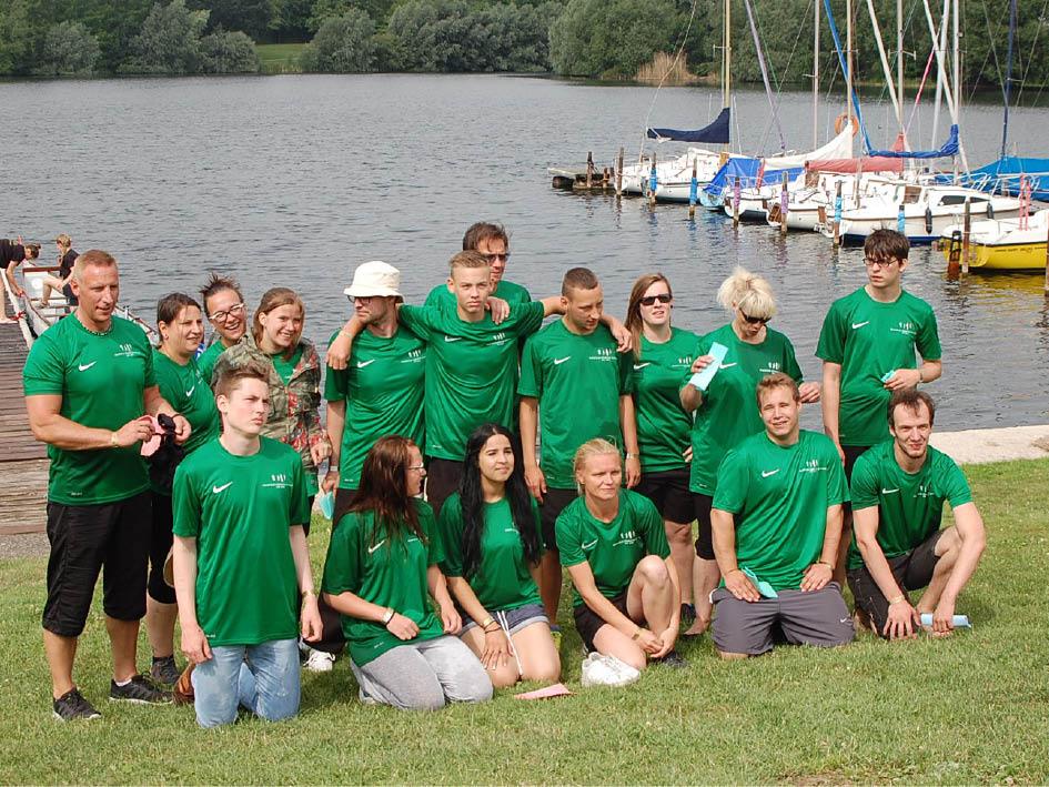 Team Drachenbootrennen