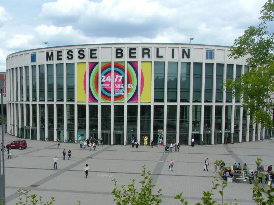 Messehalle Berlin