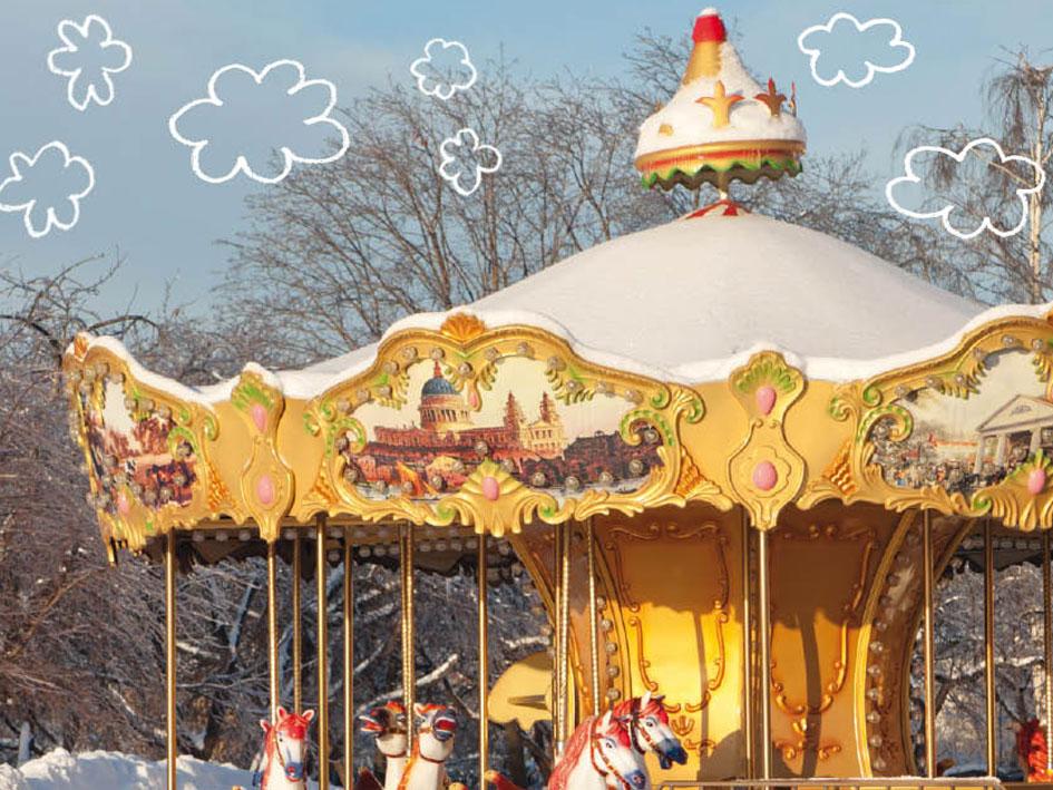 Familienweihnachtsmarkt in Goslar - Titel