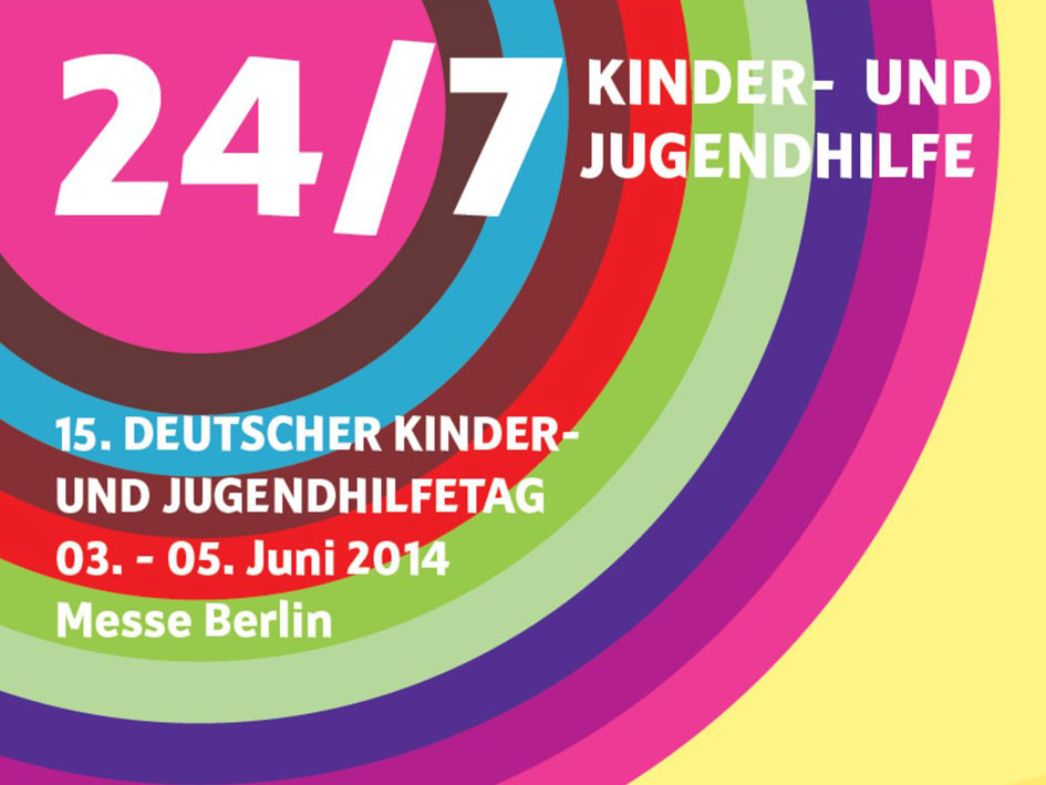 15. Deutscher Jugendhilfetag Titelbild
