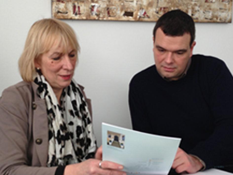 Dr. Alexander Saipa zu Gast bei der Mansfeld-Löbbecke-Stiftung