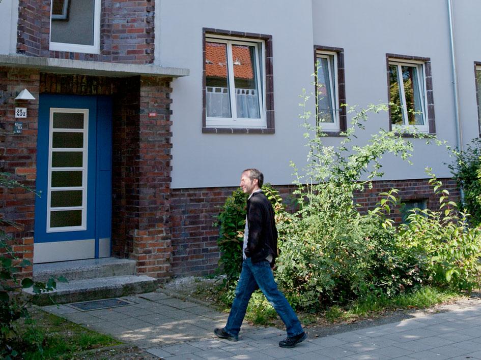 Haus Walkürenring - NDR berichtet - Titel