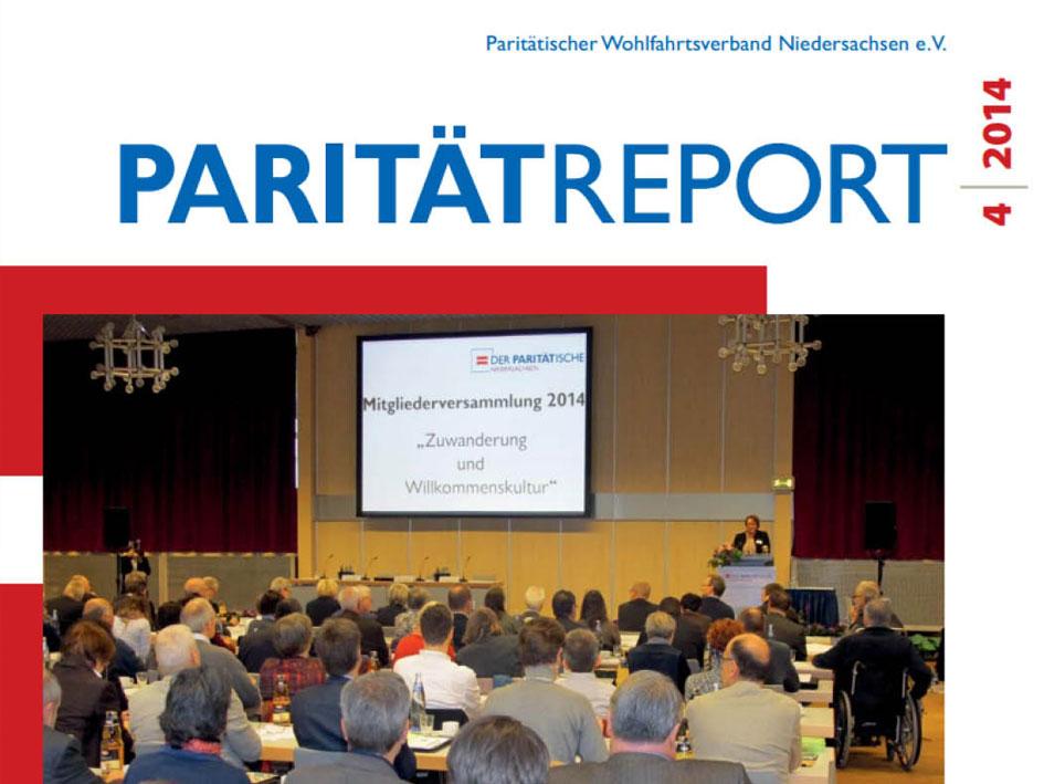 Parität-Report - Titel
