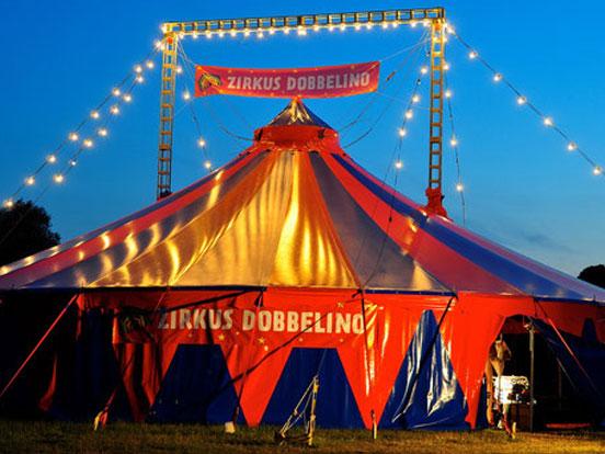 Zirkus Dobbelino Beitragsbild