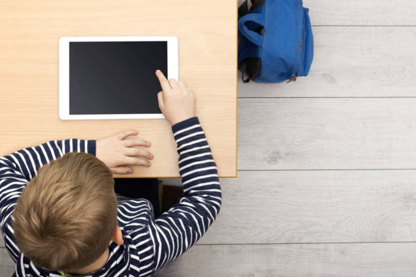 Spendenprojekte - Digitales Klassenzimmer