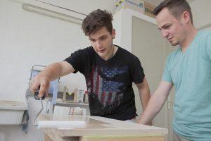 Erik und Markus Richter
