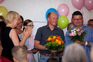 Christiane Redecke, Andrei Labs, Thomas Kohlwes