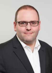 Vorstand Yves Zinn