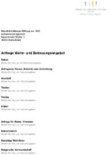 Vorschau Aufnahmeantrag Mansfeld-Löbbecke-Stiftung