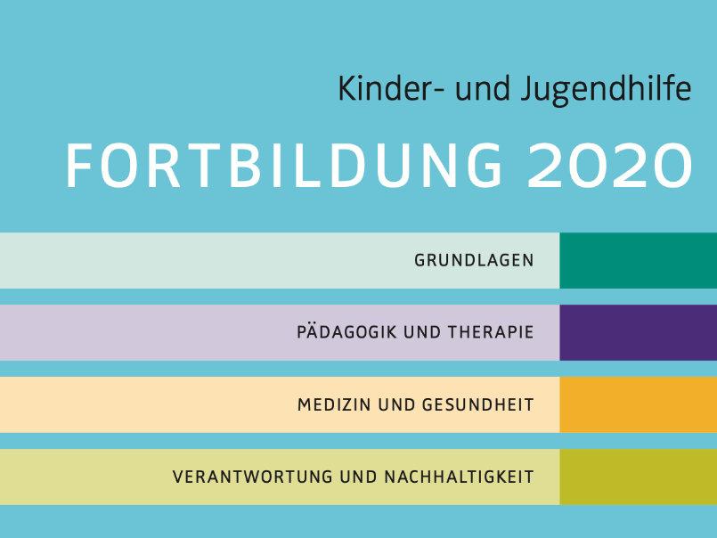 Fortbildungsprogramm 2020 - Beitragsbild